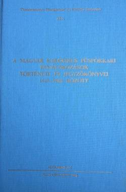a-magyar-puspokkari-tanacskozasok