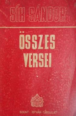 sik-sandor-osszes-verse